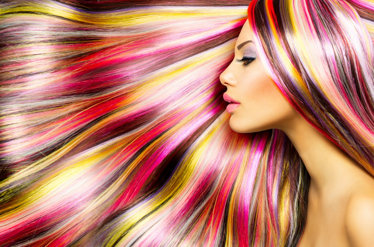 PROS AND CONS OF HAIR COLORING